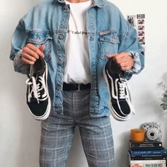 daniel grannt (D A. Retro Outfits, Trendy Outfits, Vintage Outfits, Cool Outfits, Fashion Outfits, Basic Outfits, Boujee Outfits, Vintage Wear, Vintage Stuff