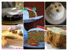 Carrot Cake, elige el tuyo