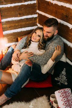 Love story -  Катя и Денис /новогодняя/