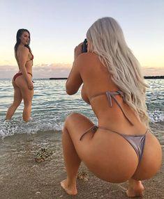 Funny, epic, sexy, and all-around top-notch images collected and posted for your enjoyment each and every morning. Bikini Models, Bikini Babes, Bikini Girls, Thong Bikini, Sexy Bikini, Porsche, Audi, Bikinis, Swimsuits