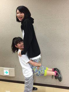 Kano and Rinon