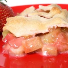 Rhubarb And Apple Pie Recipe