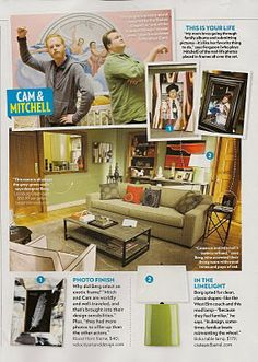 Decorating Tips From Modern Family Modernfamily