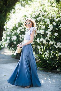86fd2a4b46b651 Alyssa Campanella The A List Defining My Style // Nannacay Baby Roge Bag,  Milly
