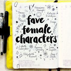 mis personajes favoritos fem y otra página masc.