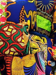 NeoBantu Pillows
