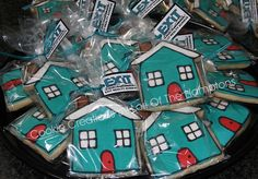Realtor Open House treats  ~ Great pin! For Oahu architectural design visit http://ownerbuiltdesign.com
