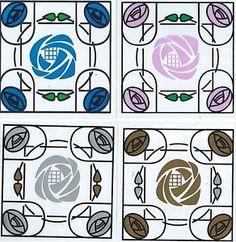 Image result for rennie mackintosh kids art Charles Rennie Mackintosh, Calligraphy Flowers, Mackintosh Design, Jugendstil Design, Glasgow School Of Art, Funky Art, Art Nouveau Design, Window Stickers, Art Activities