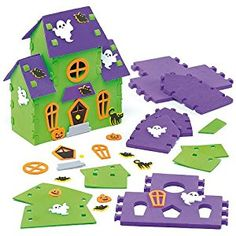 image result for michaels foam craft kits halloween