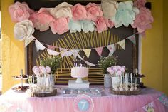 Fantastic horse birthday party! See more party ideas at CatchMyParty.com!