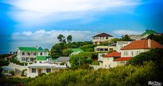 Boulders Beach Houses, South Africa by Willy Sanjuan
