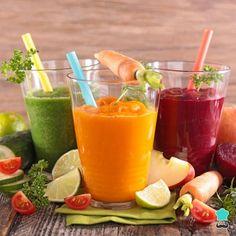 Jugos de verduras para bajar de peso. Los zumos de verduras constituyen una opción ideal para tomar vegetales en estado natural, sin alterar sus propiedades y...