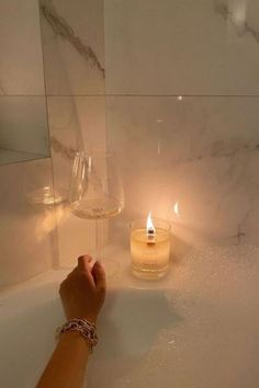 Classy Aesthetic, Brown Aesthetic, 3 Chakra, Candle Jars, Candles, Spa Day, Bath Time, Dream Life, Aesthetic Pictures