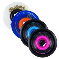 Bustin 70mm Swift Freeride Wheels. Bustin Swift 70mm -75A, 78A, 82A