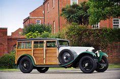 1925 Bentley 3-Litre Shooting Brake