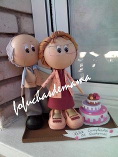 abuelitos Mousse, Marie, Diy And Crafts, Polymer Clay, Projects To Try, Teddy Bear, Ceramics, Elsa, Christmas Ornaments