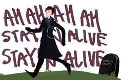 Dis Sherlock steal Moriarty's MP3 player...?