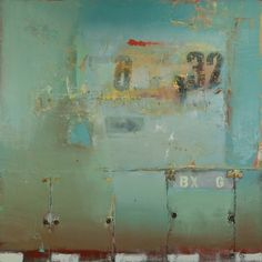Sharon Booma  Unobstructed Effort  Oil On Panel #art #fineart