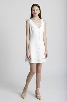 cb433b0cb 91 Best vestido festa images   Cute dresses, Dress skirt, Bridal gowns