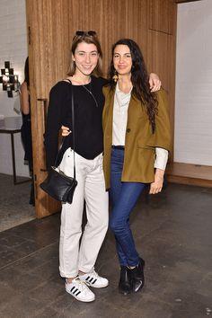 C Social Front. Jenni Kayne + Martha Stewart Living 25th Anniversary Party — Colette McDermott & Shiva Rose
