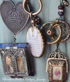"""Christine Wallace... """"Honoring Life Through Jewelry"""": A New Place to Showcase...."""