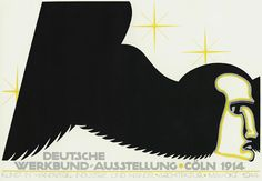 Wilhelmwerk was an advertising studio run by Wilhelm Heinrich Deffke and Carl Ernst Hinkefuss from 1916–1920. Most of the works here are from that period.