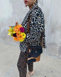 "Cora Broaddus on Instagram: ""Preview of my fall wardrobe 🐆 . . . . . . . . . .…"" Fall Wardrobe, I Fall, Textures Patterns, Kimono Top, Instagram, Tops, Women, Fashion, Moda"