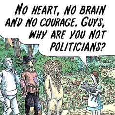 Wizard of Oz politics… Pelosi, schemer & Reid -- for you.
