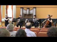 Edward Elgar - String Quartet op.83, Mvt I - YouTube