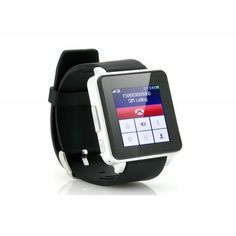 Phone Watch features a convenient to use 1.54 Inch TFT Capacitive Touch Screen as well as having a MTK6252A CPU plus Bluetooth connectivity ... http://www.chinavasion.com/china/wholesale/Cheap_Mobile_Phones/Cell_Phone_Watch/Phone_Watch_Bolt_-_1.54_Inch_TFT_Capacitive_Touch_Screen_MTK6252A_CPU_Bluetooth/