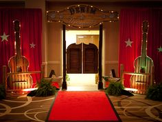 Entrance for Denim and Diamonds Event! #MapleRidgeEvents