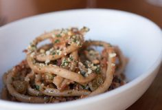 Agrodolce - House made pastas and foccacias