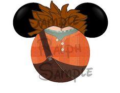 Wreck it Ralph Character inspired Mickey head ears DIGITAL printable file DIY Deco Disney, Disney Diy, Disney Mickey, Disney Cartoon Characters, Disney Cartoons, Disneyland Trip, Disney Trips, Disney Frames, Disney Doodles
