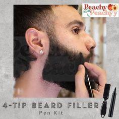 Hair And Beard Styles, Best Beard Styles, Growing A Full Beard, Types Of Facial Hair, Beard Growth Kit, Hair Shaver, Beard Tips, Black Men Beards, Black Men Haircuts