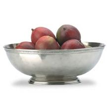 match pewter serving bowl - Google Search