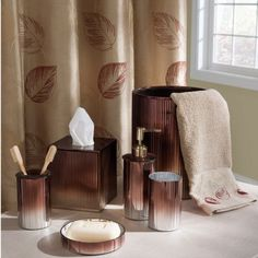 1000 images about for the bathroom on pinterest for Bronze and silver bathroom accessories