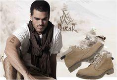 Botas Dakar é na Adoro Presentes! Adquira conforto na hora de se aventurar! #dakar