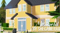 Sims 2 House - Merigold - No CCThis is a 2 Bedroom, 1 Bathroom no CC house for a small family or couple. I love the garden the most because I was able to fit a pool into the house. I don't know if you can tell from my houses….I build by colour themes :P. I hope you like the house and Happy Simming!! Feel free to check out my channel for more sims related stuff :) House Info:Lot Size: 2x2Bedroom: 2Bathroom: 1Unfurnished Price: $31,711Furnished Price: $69,328*YOU NEED THE CLEAN P...