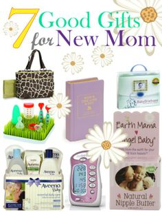 Good Gift Ideas For New Moms