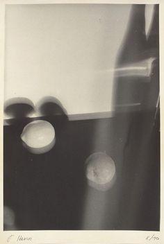 Florence Henri Still Life (Apple, Orange and Bottle), 1932