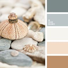 """Classical """"silent"""" palette, in which all colors create absolute harmony. Provided, perhaps, only a dark gray, which is a company look even more noble. Light beige and translucent white render the composition of air and tan add, if necessary, weighing. The use of home decor such tones hidden from the bustle of the outside world, pacify and calm."""