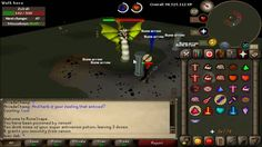 Killing Zulrah with only Trident of the Seas/MSB. NO FOOD NO ARMOR.
