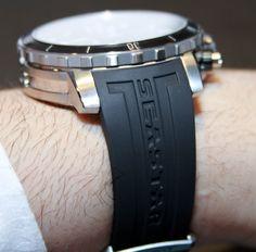 Tissot Seastar 1000 Watches Hands On tissot
