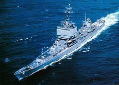 """USS Long Beach (CLGN-160/CGN-160/CGN-9) was a nuclear-powered guided missile cruiser in the United States Navy. She was the only ship of her class.    Long Beach was the first """"all-new"""" cruiser designed and constructed after World War II ."""