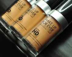 Make Up For Ever Ultra HD Foundation Is the Foundation That Will Change Your Life - Painted Ladies