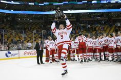 Brittany Miller hired in hockey operations for BU Terriers = The Boston University Terriers men's ice hockey program announced on Thursday afternoon that Brittany Miller has been hired as hockey ops director for the upcoming season – and with the announcement, it is.....