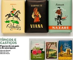 Vintage Portuguese soaps - A Vida Portuguesa
