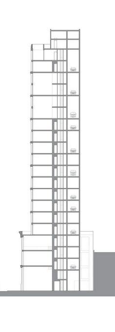 Selldorf Architects :: 200 Eleventh Avenue