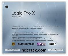 Logic Pro X 10.2.4 Crack Mac + Windows Direct Download Full Version Logic Pro X…