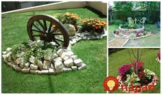 Krásne záhradné ostrovčeky a oázy, ktoré vás budú tešiť počas celej sezóny. Ak chcete vašu záhradu tento rok opäť o niečo vylepšiť, tieto nápady sa vám určite budú páčiť. Inšpirujte sa tými najkrajšími nápadmi! Patio, Backyard Garden, Outdoor Decor, Rock Garden, Backyard Landscaping, Garden Design, Garden